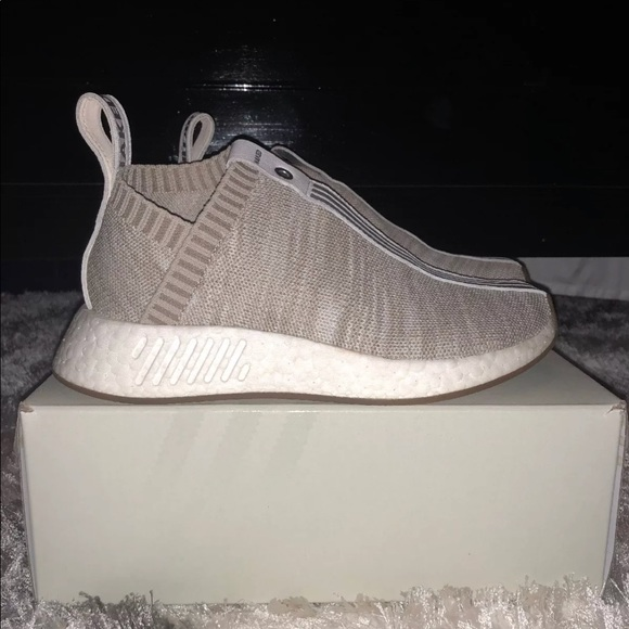 ecca3ae717a0d adidas Shoes - Adidas NMD CS2 pk KithxNaked